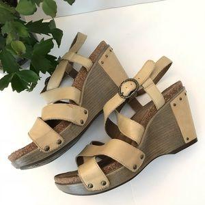 2d11ec8a54 Dansko Dixie dress sandals size 38. M 5903c10236d594c5ef03a40c. Other Shoes  you may like. DANSKO Strappy Sandals